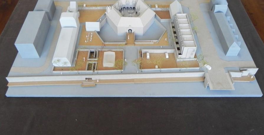Prijsvraag Reset het Kruithuis overzicht maquette