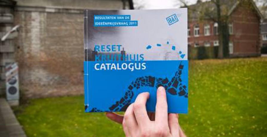 Prijsvraag Reset het Kruithuis publicatie