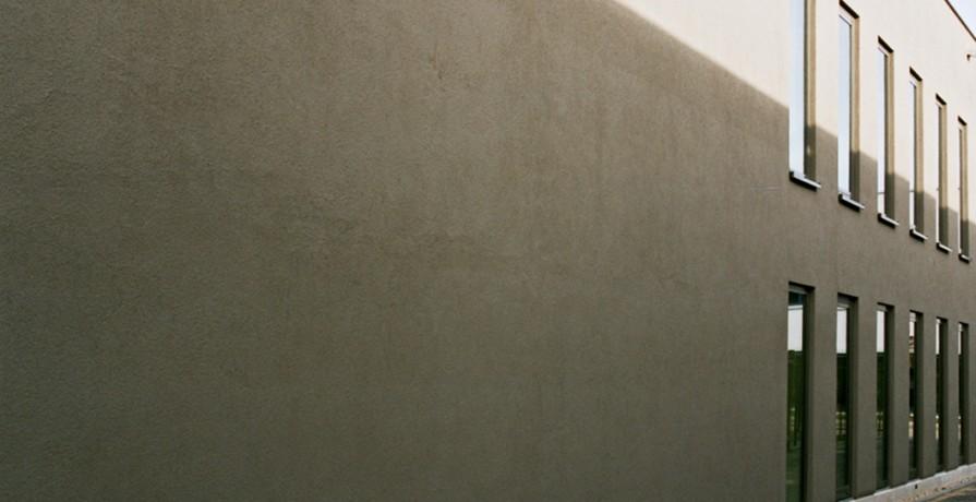 Kantoor Schalke & Partners muur